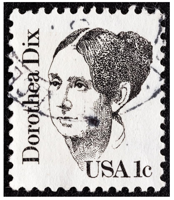 What about Dorothea Dix?